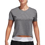 adidas Women's Badge of Sports Graphic Training T-Shirt