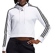 adidas Women's Post Game Cropped Hoodie
