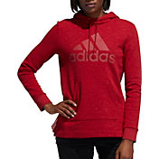 adidas Women's Post Game Badge of Sports Hoodie