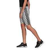 adidas Women's Foundation Mono 3-Stripes Shorts