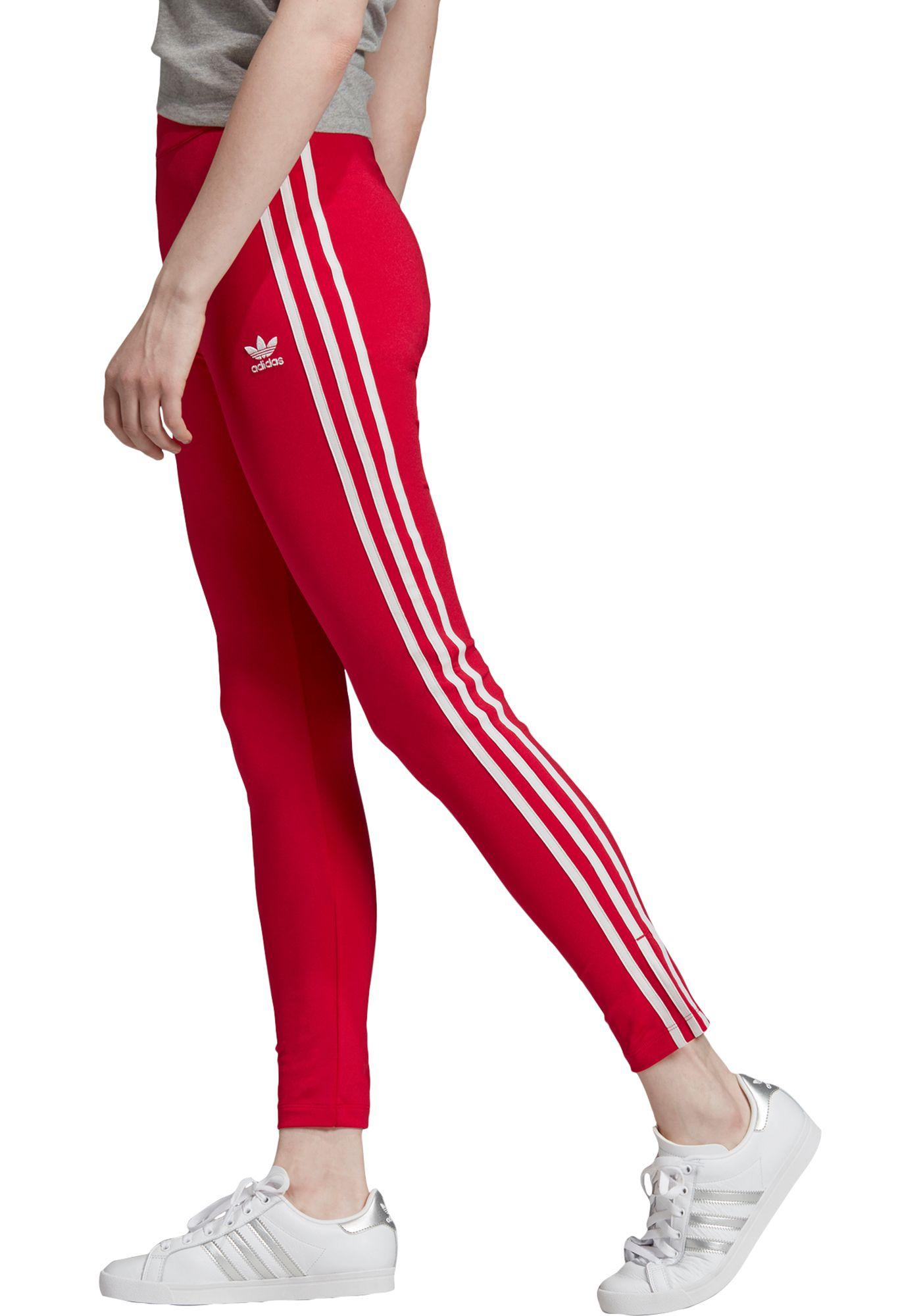 adidas Originals Women's Bellista 3-Stripe Leggings