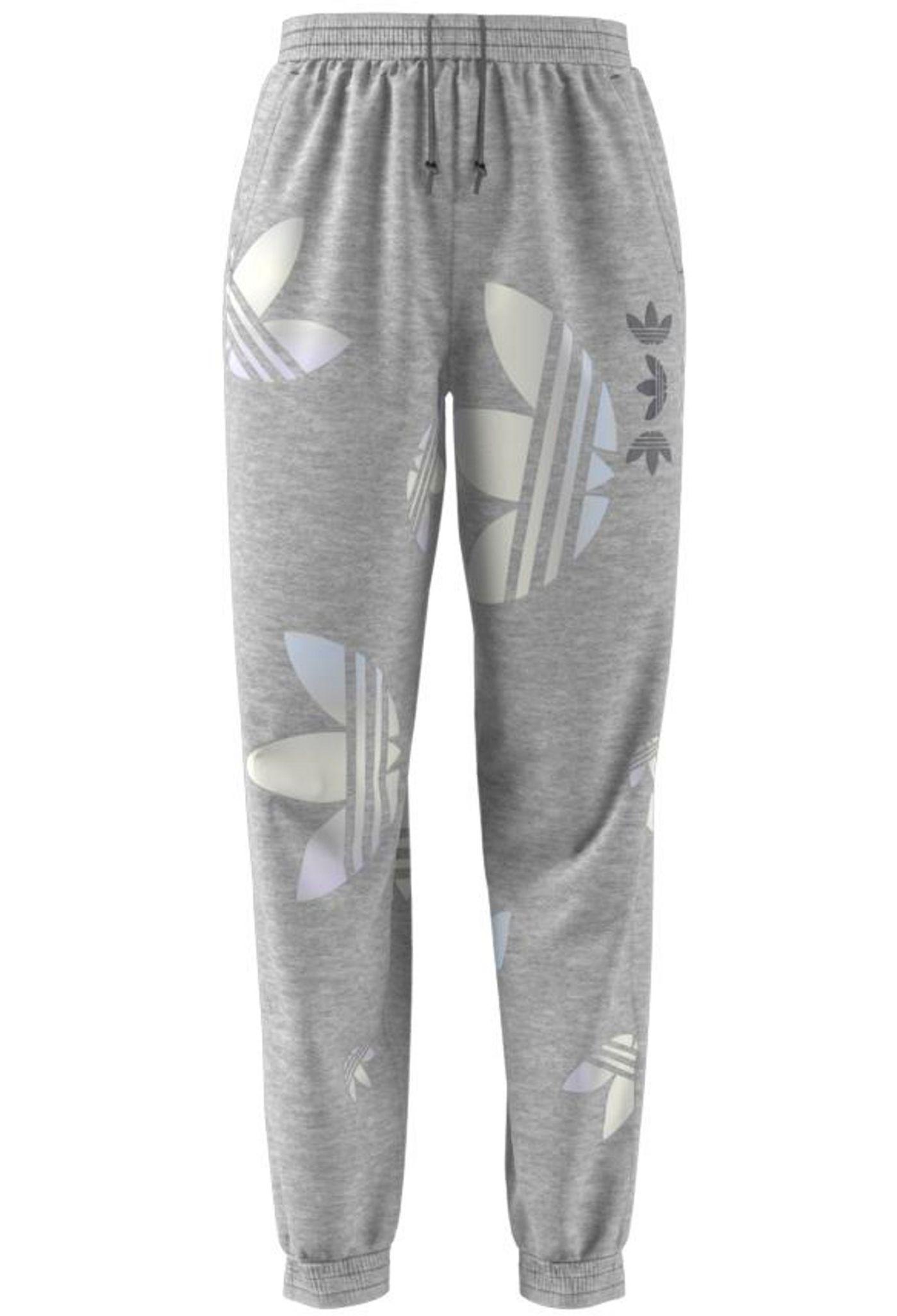adidas Originals Women's Large Logo Fleece Pants