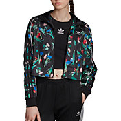 adidas Originals Women's Bellista Floral Track Jacket