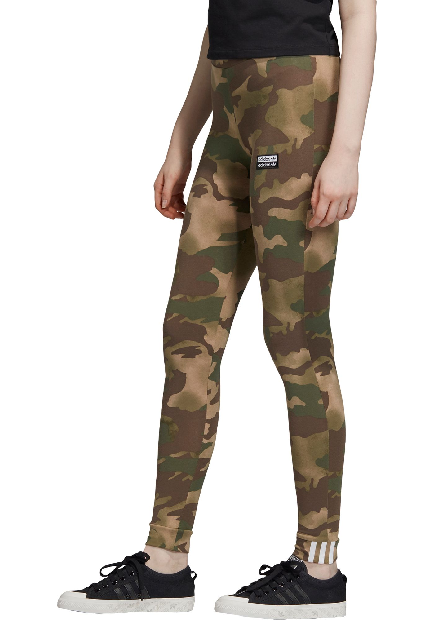 adidas Originals Women's Vocal Camo Tights