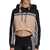 adidas Originals Women's Vocal Cropped Hoodie