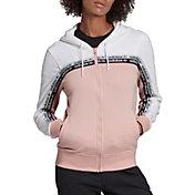 adidas Originals Women's Vocal Track-Top Full-Zip Hoodie