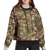 adidas Originals Women's Vocal Camo Windbreaker Jacket