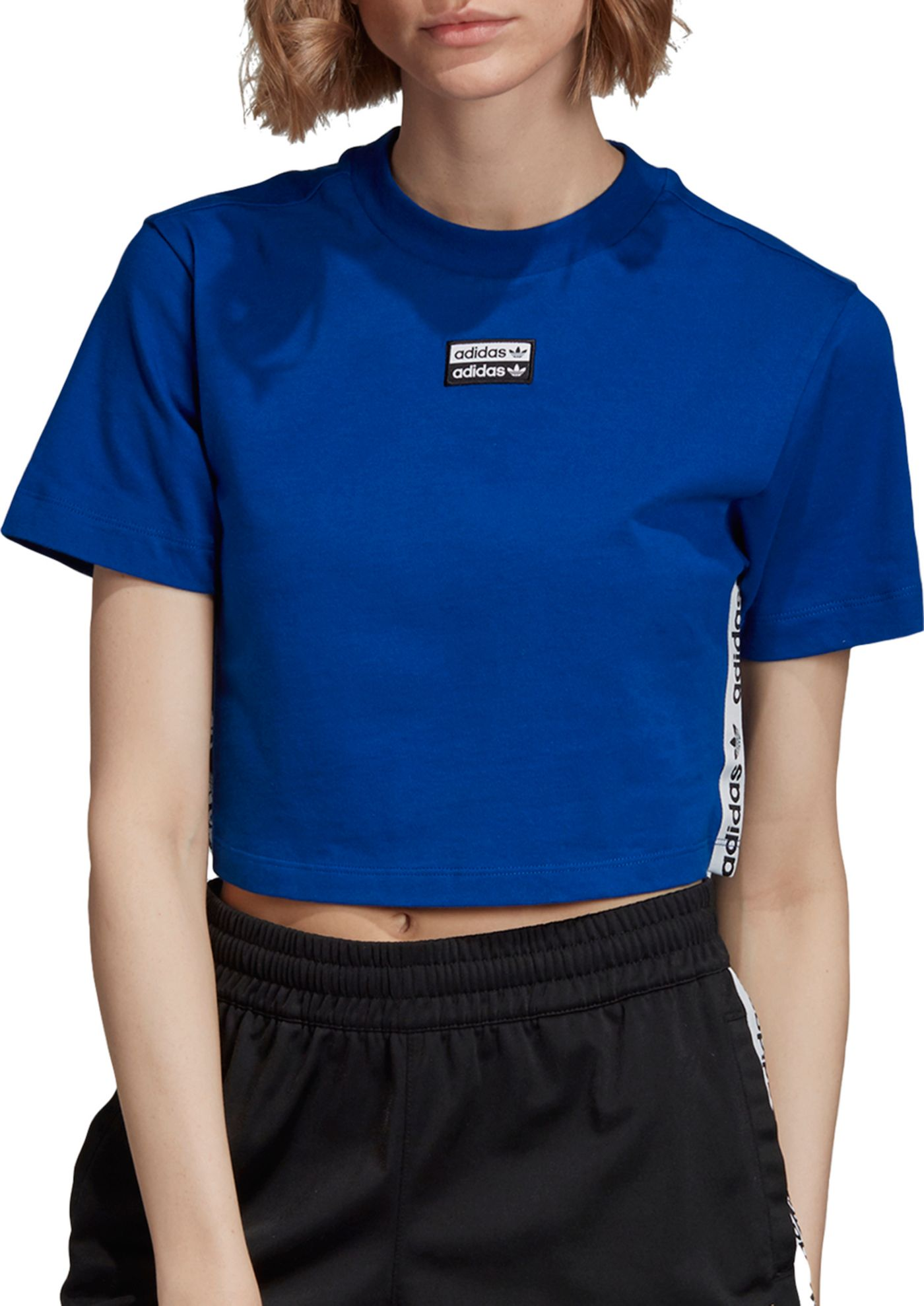 adidas Originals Women's Vocal Cropped T-Shirt
