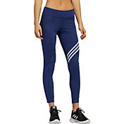 adidas Women's Run It 3-Stripes 7/8 Tights