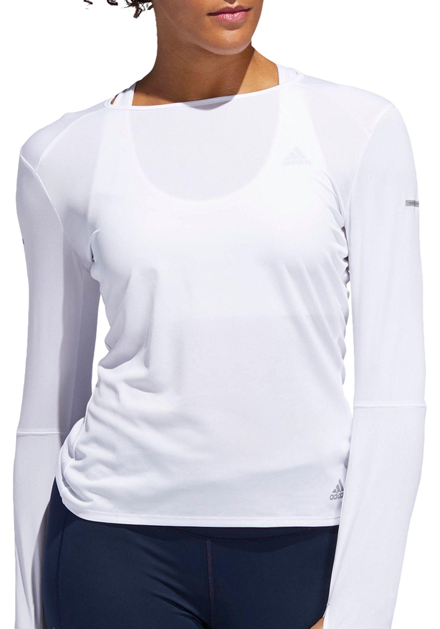 adidas Women's Run It Long Sleeve Shirt