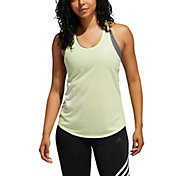 adidas Women's Run It 3-Stripes PB Tank Top