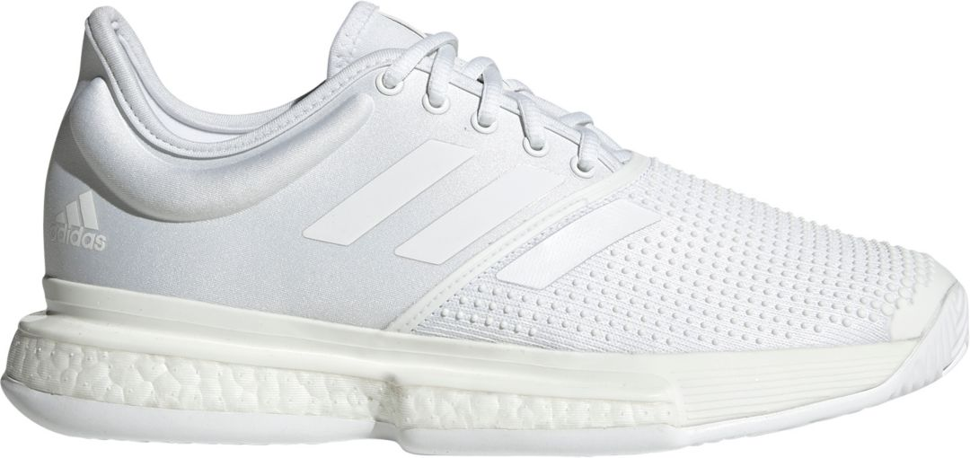 20b567fae5 adidas Women's Sole Court Boost X Parley Tennis Shoes