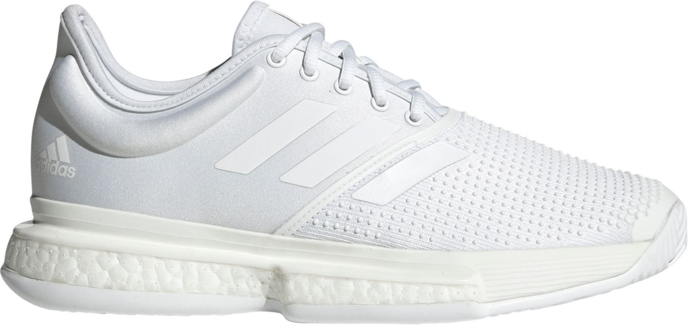 adidas Women's Sole Court Boost X Parley Tennis Shoes