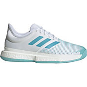 adidas Women's Solecourt Boost Parley Tennis Shoes