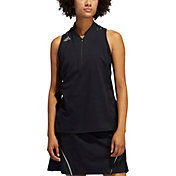adidas Women's Racerback Sleeveless Golf Polo