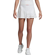 adidas Women's Stella McCartney  Asymmetric Perforated Tennis Skort