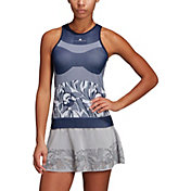 adidas Women's Stella McCartney Floral Tennis Seamless Tank