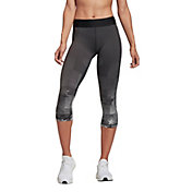 adidas Women's USA Volleyball Performance 3/4 Tights