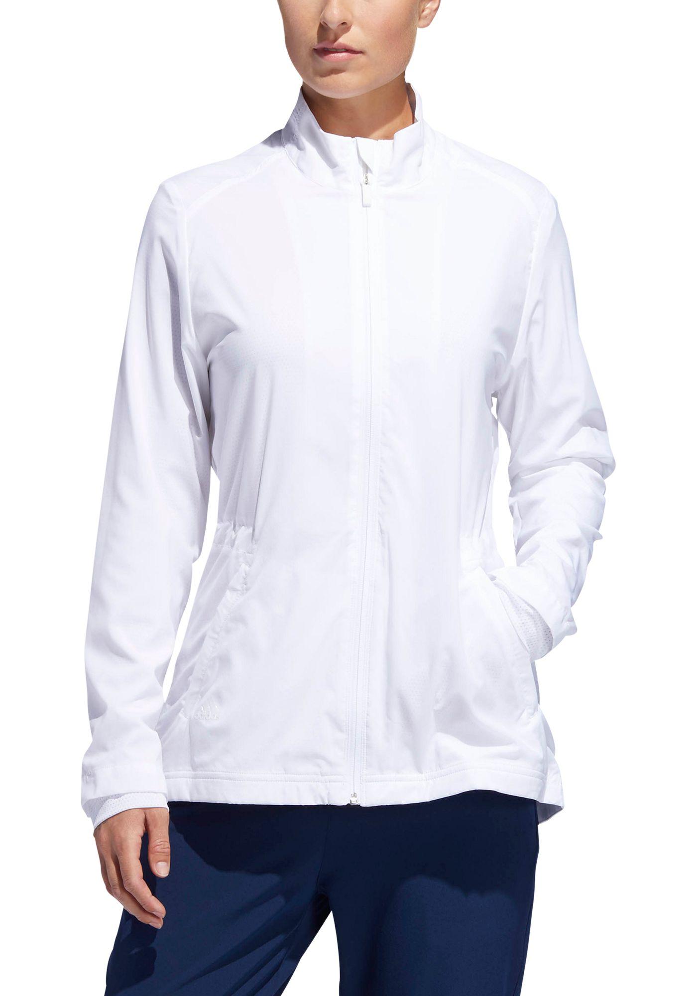 adidas Women's Sport Full Zip Golf Jacket