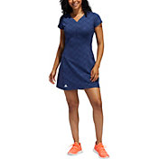 adidas Women's Jacquard Golf Dress