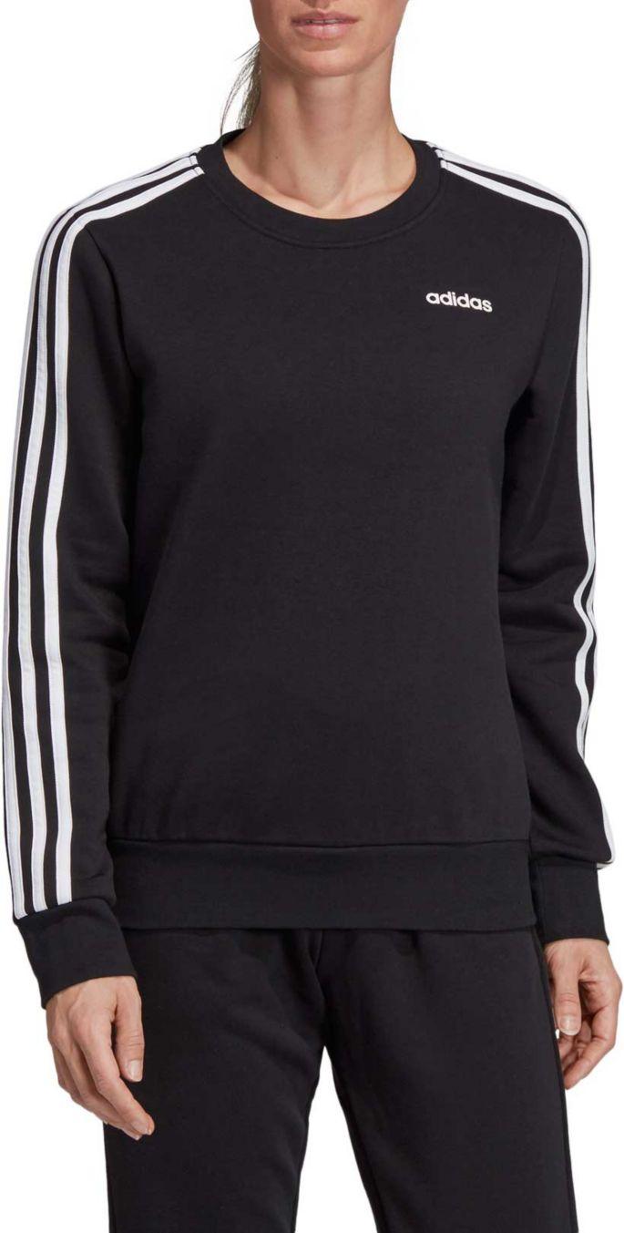 adidas 3 stripe sweatshirt black, le meilleur porte . vente