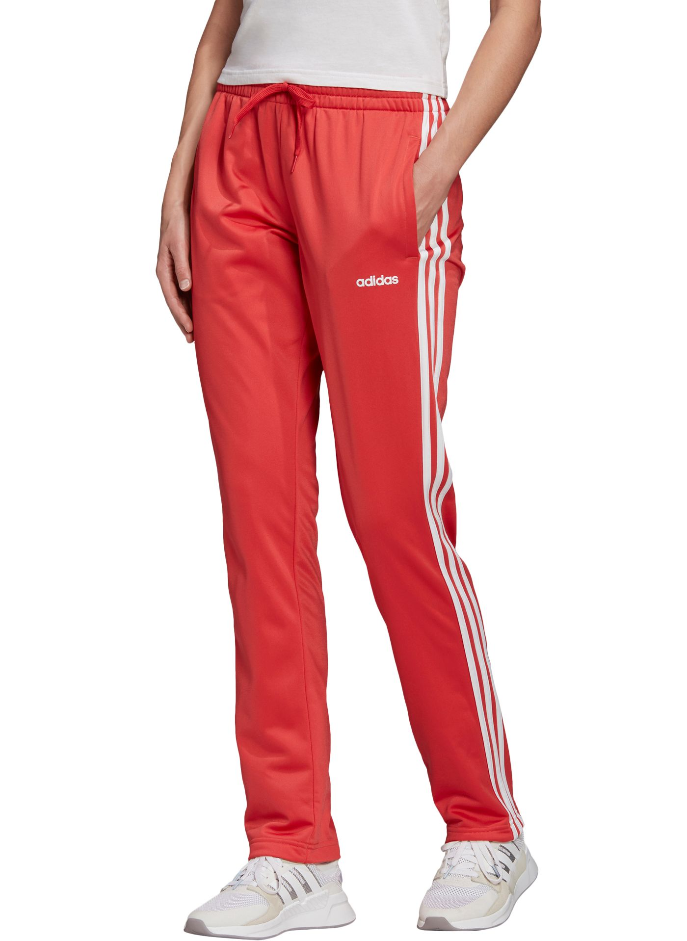 adidas Women's Essentials Tricot Open Hem Pants