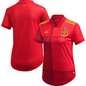 adidas Women's Spain '20 Stadium Home Replica Jersey