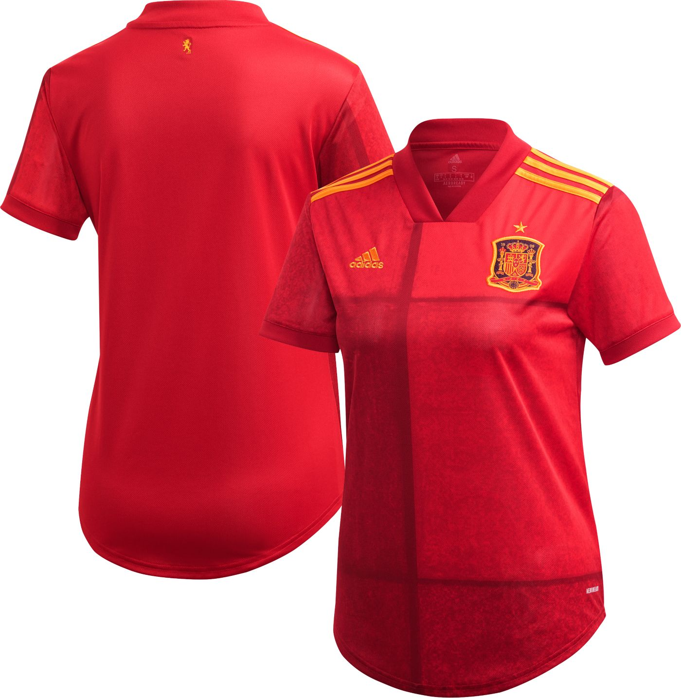 adidas Women's Spain '19 Stadium Home Replica Jersey