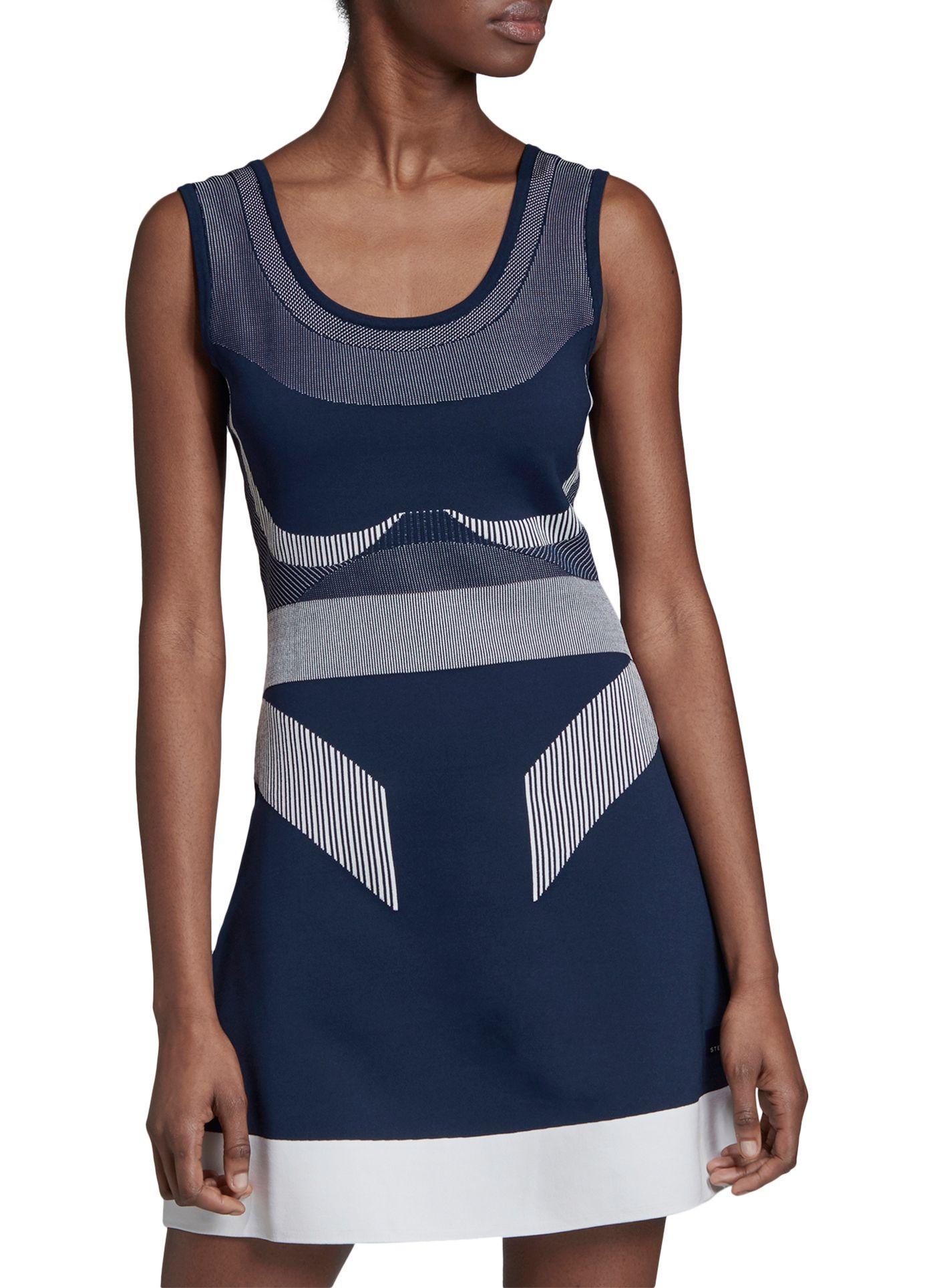 adidas Women's Stella McCartney Court Clubhouse Tennis Dress