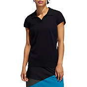 adidas Women's Sweater Knit Golf Polo