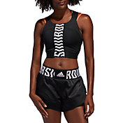 adidas Women's TKO Cropped Tank Top