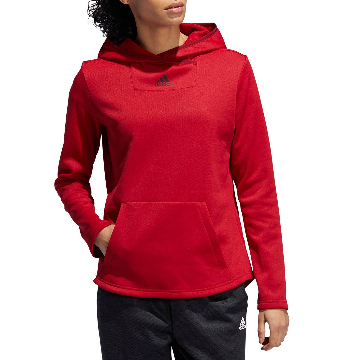 adidas Women's Team Issue Pullover Hoodie