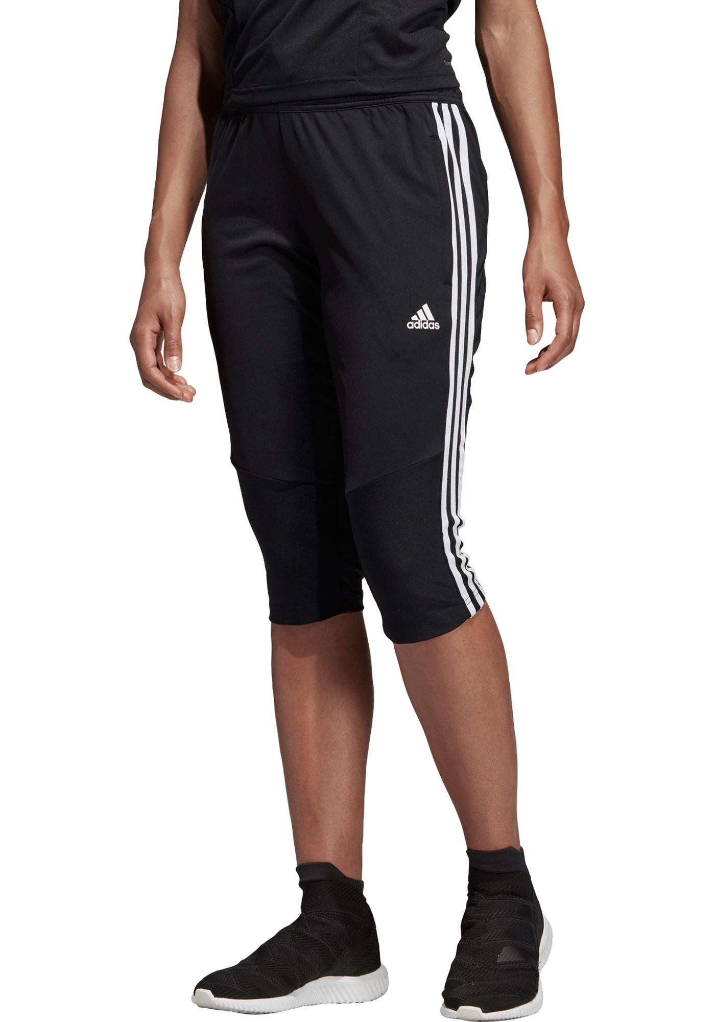 adidas Women's Tiro 19 3/4 Pants