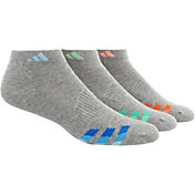 adidas Women's Cushioned Low Cut Socks - 3 Pack