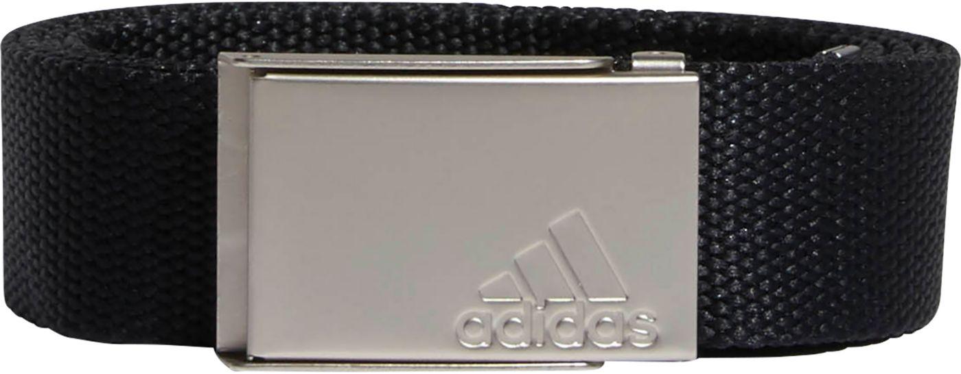 adidas Women's Clamp Buckle Webbed Golf Belt