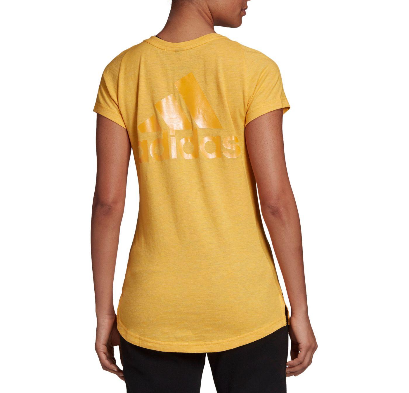 adidas Women's ID Winner's V-Neck Shirt