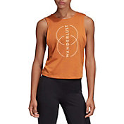 adidas Women's Wanderlust Graphic Tank Top