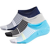 adidas Women's No Show Golf Socks