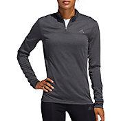 adidas Women's Own The Run 1/2 Zip Long Sleeve Shirt