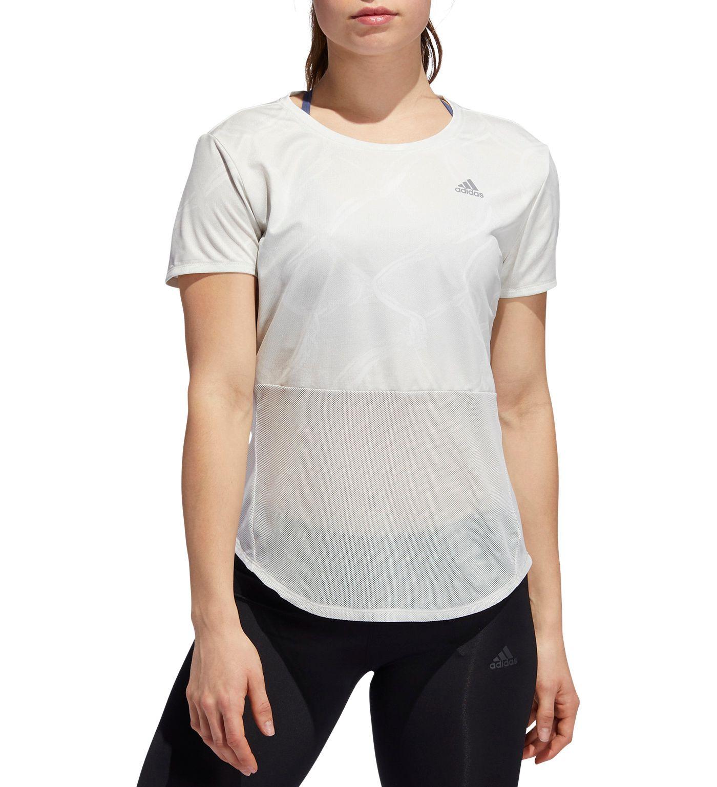 adidas Women's Own The Run Fences T-Shirt