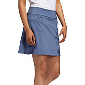 adidas Women's Ultimate Sport Solid Knit Golf Skort