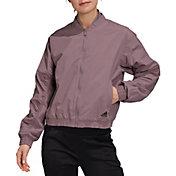 adidas Women's Woven Bomber Jacket