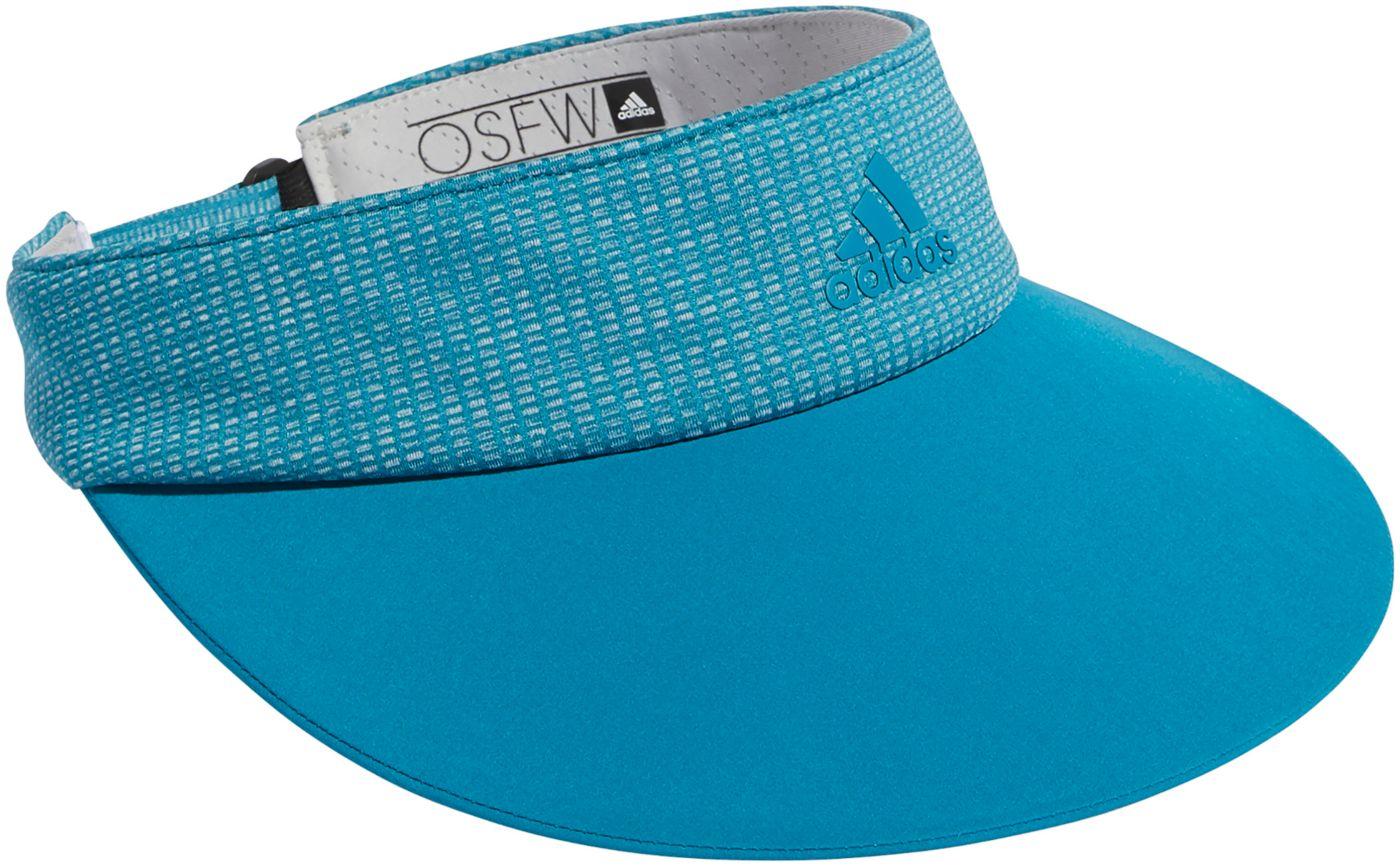 adidas Women's Wide-Brim Golf Visor