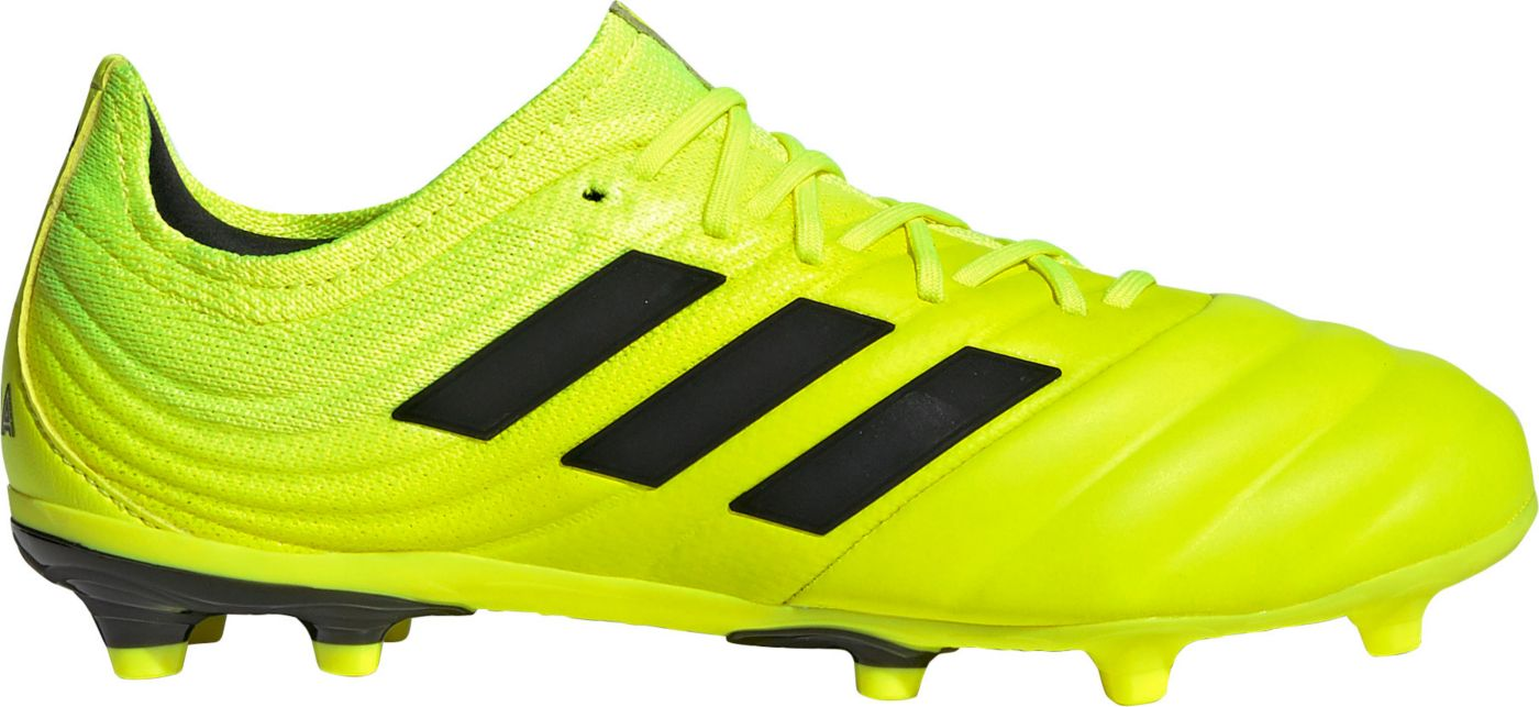 adidas Kids' Copa 19.1 FG Soccer Cleats