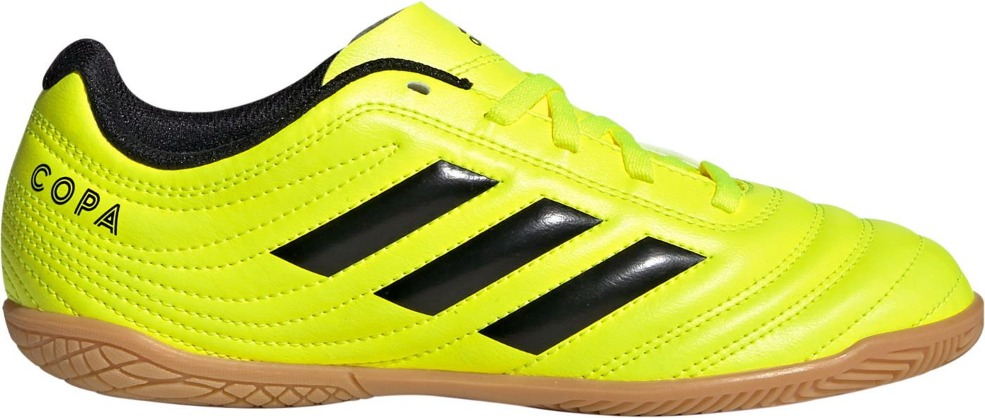 adidas Kids' Copa 19.4 Indoor Soccer Shoes