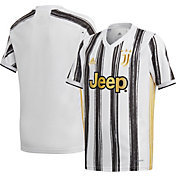 adidas Youth Juventus '20 Home Replica Jersey