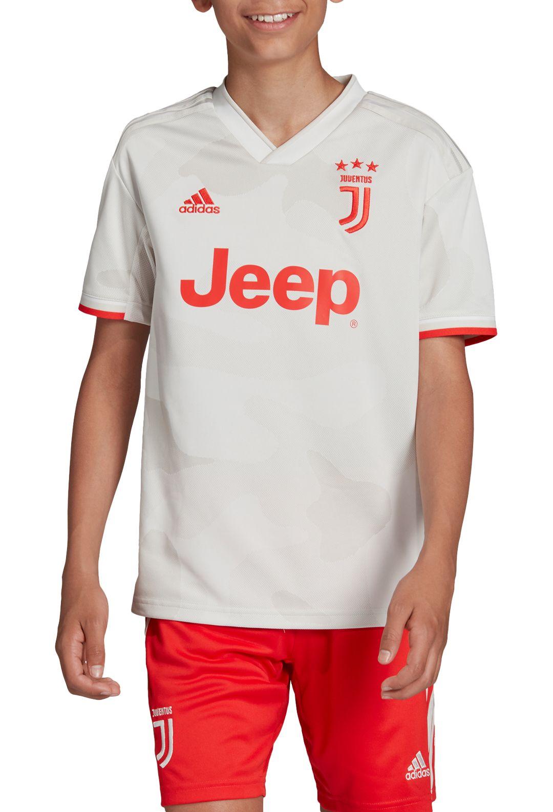 finest selection 76d11 53240 adidas Youth Juventus '19 Stadium Away Replica Jersey