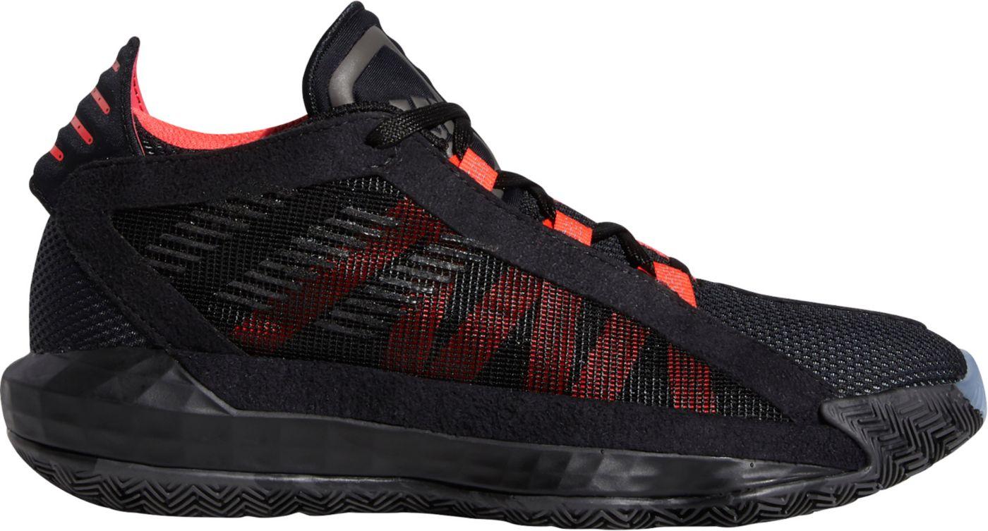 adidas Kids' Grade School Dame 6 Basketball Shoes