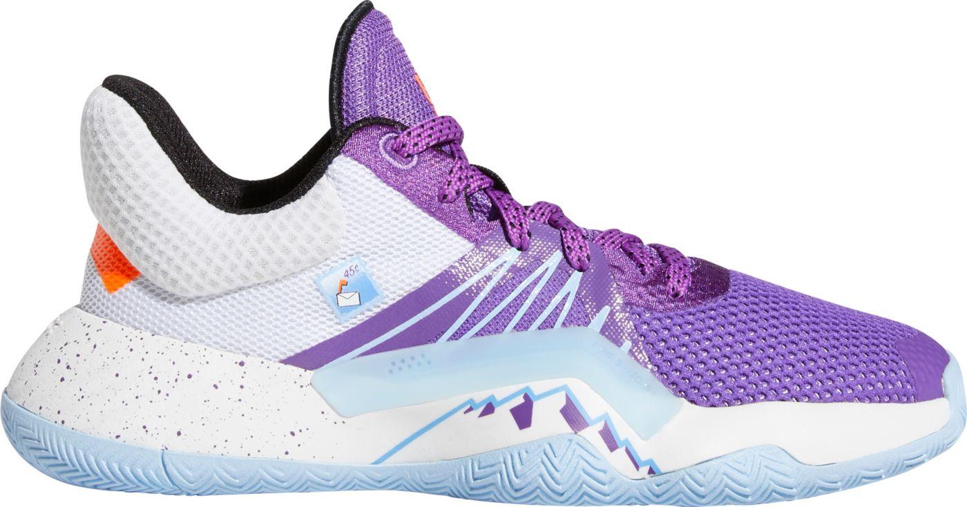 adidas Kids' Preschool D.O.N. Issue #1 Basketball Shoes