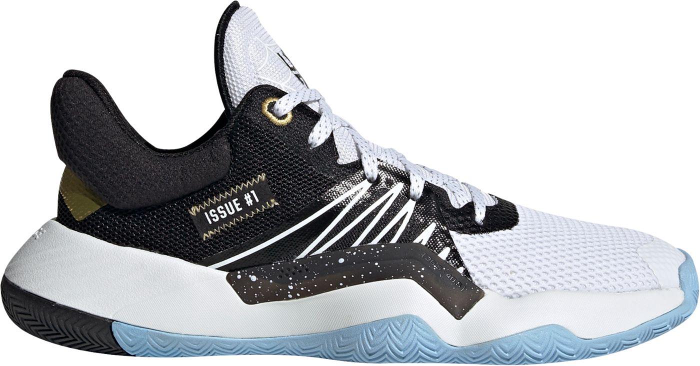 adidas Kids' Grade School D.O.N. Issue #1 Basketball Shoes